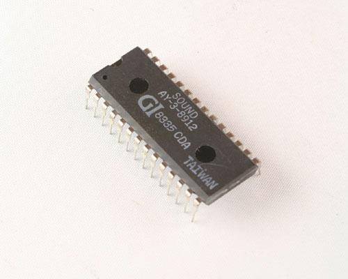 AY 3-8912 Sound Generator Chip