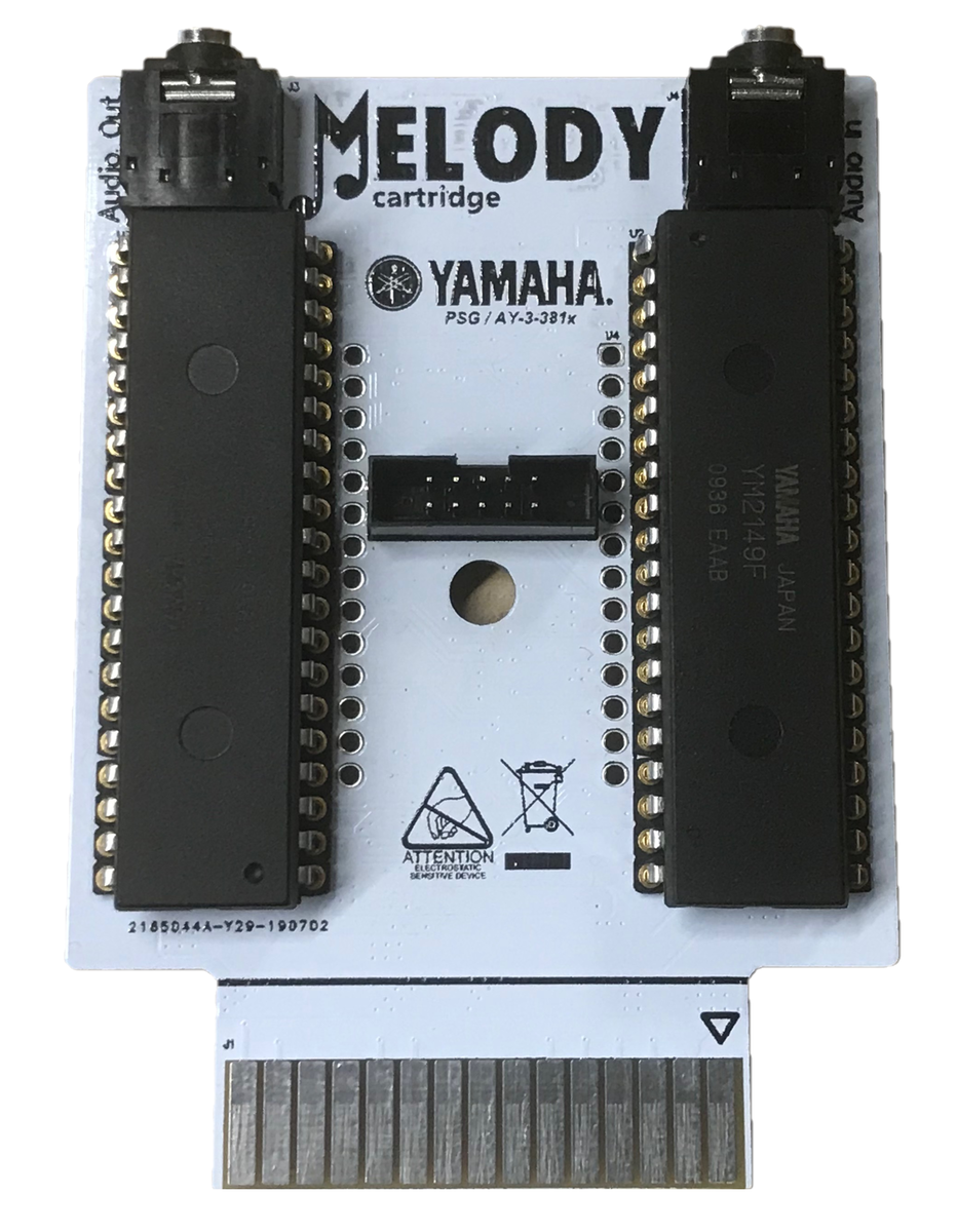 Melody CART PSG/AY for ATARI 8bit